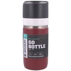 Butelka termiczna Stanley GO Bottle CeramiVac bordowa 0,473L