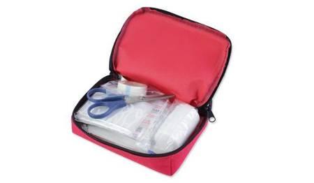 Apteczka - First Aid Kit - Mała - Czerwona - Mil-Tec