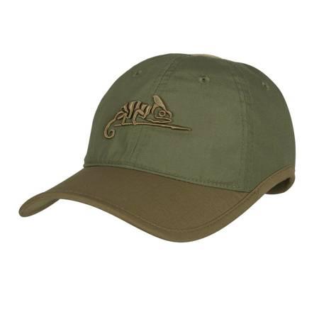 Czapka Logo Cap - Zielony OD / Adaptive Green - Helikon-Tex