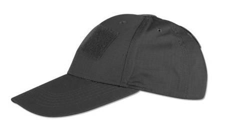 Czapka Tactical Baseball Cap - Czarny - Mil-Tec