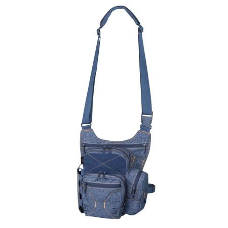 EDC Side Bag - Nylon - Melange Blue - Helikon-Tex