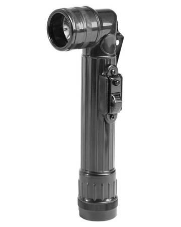 Latarka Kątowa R20 - Czarny - LED - Mil-Tec