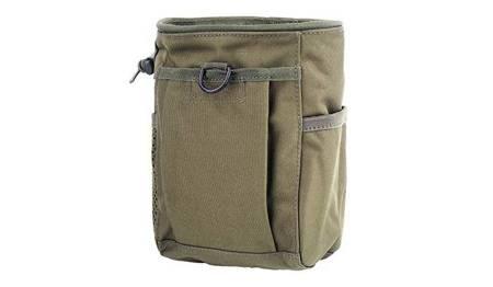 Otwarta torba zrzutowa - Zielony  - Mil-Tec