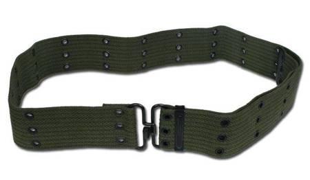 Pas LC1 - Metalowa Klamra - Zielony OD - Mil-Tec
