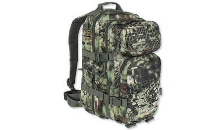 Plecak Small Assault Pack Laser Cut - Mandra Wood - Mil-Tec