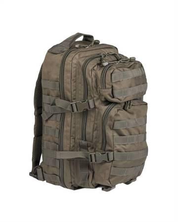 Plecak taktyczny Assault 20l oliwkowy - Mil-Tec