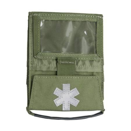 Pocket Med Insert - Zielony OD - Helikon-Tex