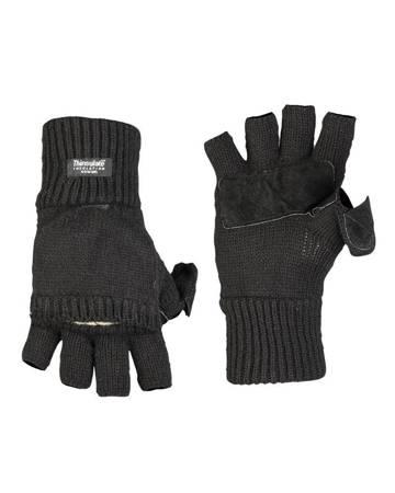 Rękawiczki Hunter - Czarny - Mil-Tec