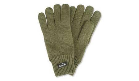 Rękawiczki Thinsulate - Zielony - Mil-Tec