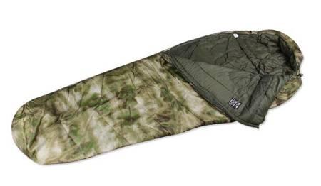 Śpiwór mumia Sleeping Bag - MIL-TACS FG - Mil-Tec