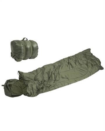 Śpiwór wojskowy Pilot oliwkowy - Mil-Tec